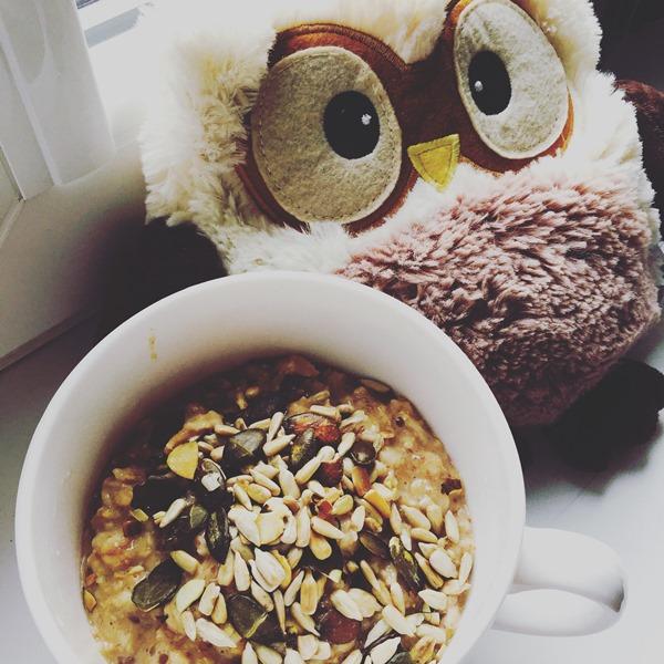 healthy, breakfast, oatmeal, gluten free