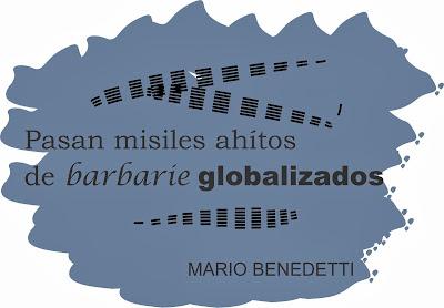 La globalizacion y las guerras que ella conlleva.