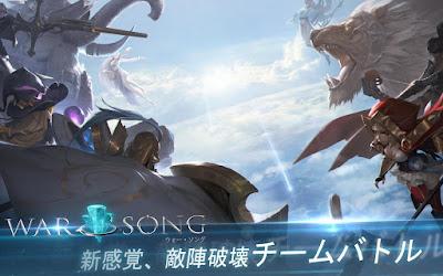 download war song moba apk data
