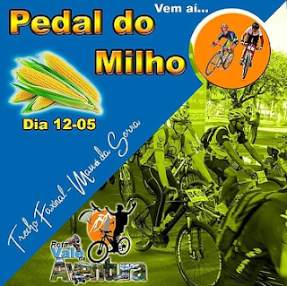 Faxinal e Mauá da Serra lançam o PEDAL DO MILHO