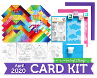 April Card Kit