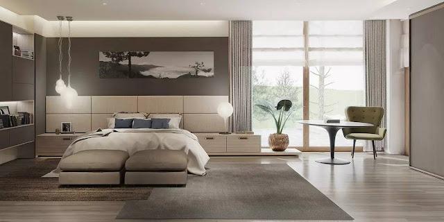 phòng ngủ tại căn hộ TNR Star
