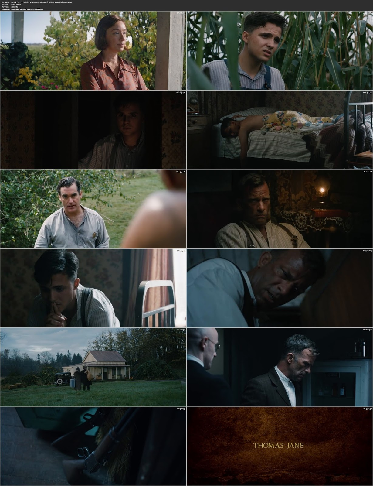 1922 2017 Hollywood 300MB WEB DL 480p ESubs at movies500.site
