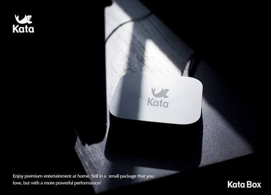 Kata Box 2 Now in Stores for Php2,999