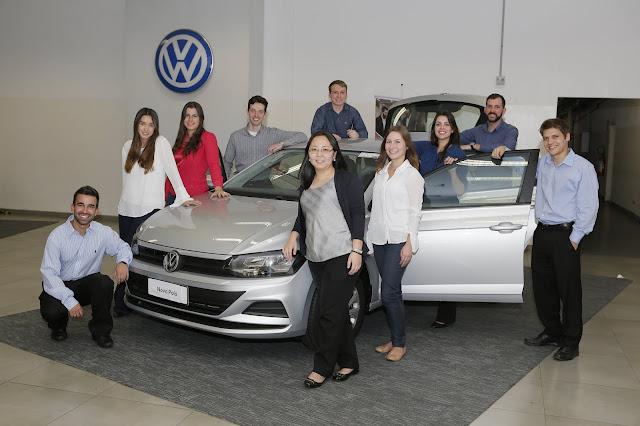 VW abre processo seletivo para o Programa de Trainee