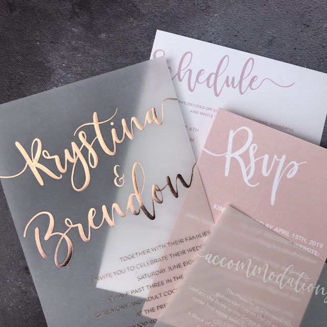 melbourne bespoke wedding invitations staionery menus signage designer