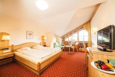 Hotelzimmer SeeHotel Wassermann