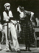 Lorrene as Meg Brockie in BRIGADOON