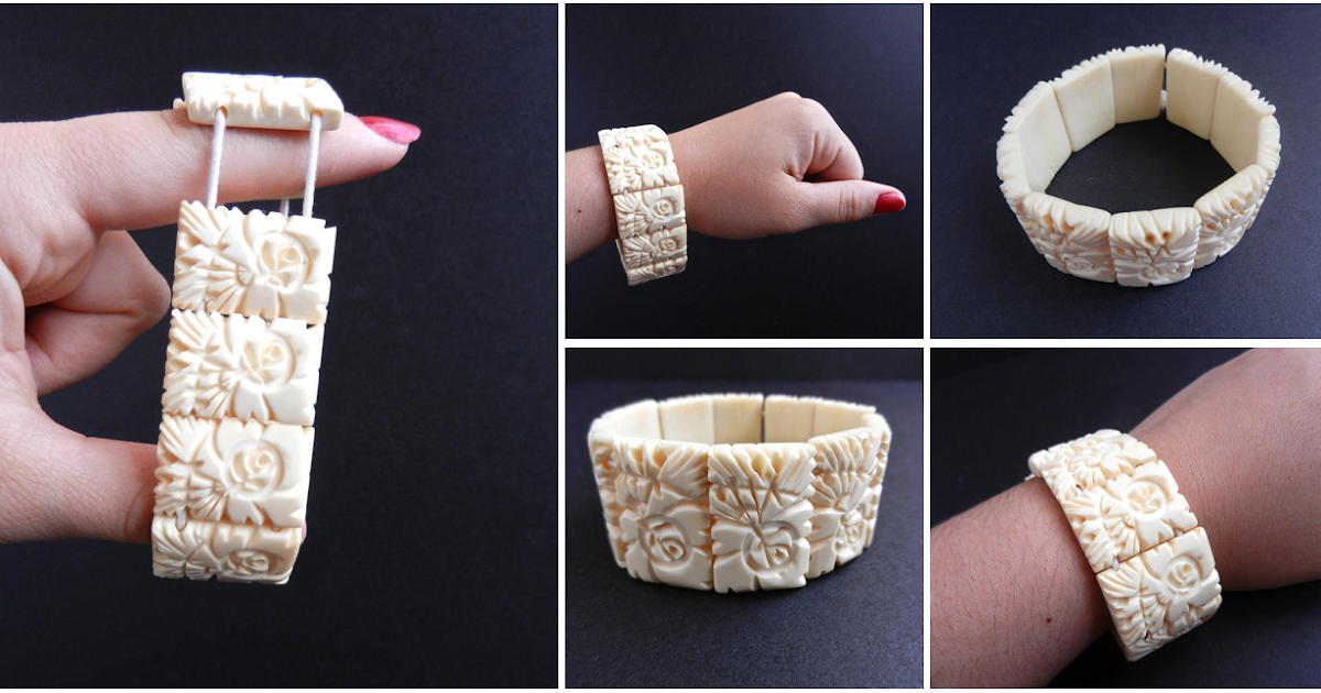 How To Clean Your Ivory Jewelry Flux In Fashion