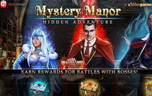 Mystery Manor Cheats