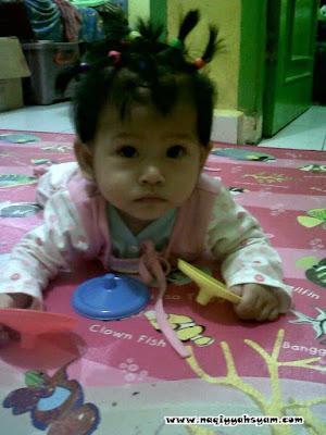 bayi tengkurap