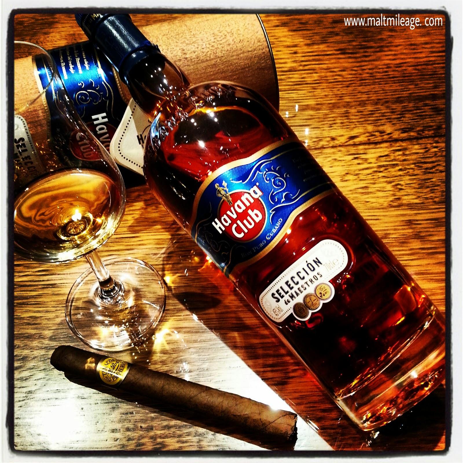 Malt Mileage Whisky Amp Spirit Reviews Havana Club