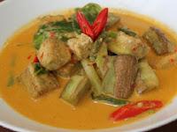 Resep Sayur Lodeh Terong Kacang Panjang Khas Jawa Tengah