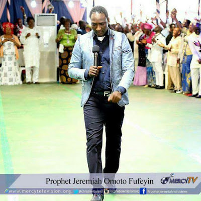 Exclusive! Why Prophet Jeremiah Fufeyi 'shared' husbands/wives during service