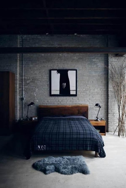 Tips to Create an Industrial Style Bedroom 1