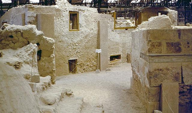 História de Santorini