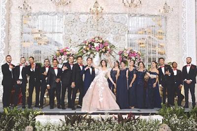 Foto Acara Pernikahan Fita Anggriani Ilham