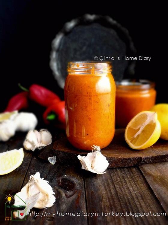 Piri Piri sauce. Best recipe to make Piri Piri sauce in advance. #piripirisauce #chickenpiripiri