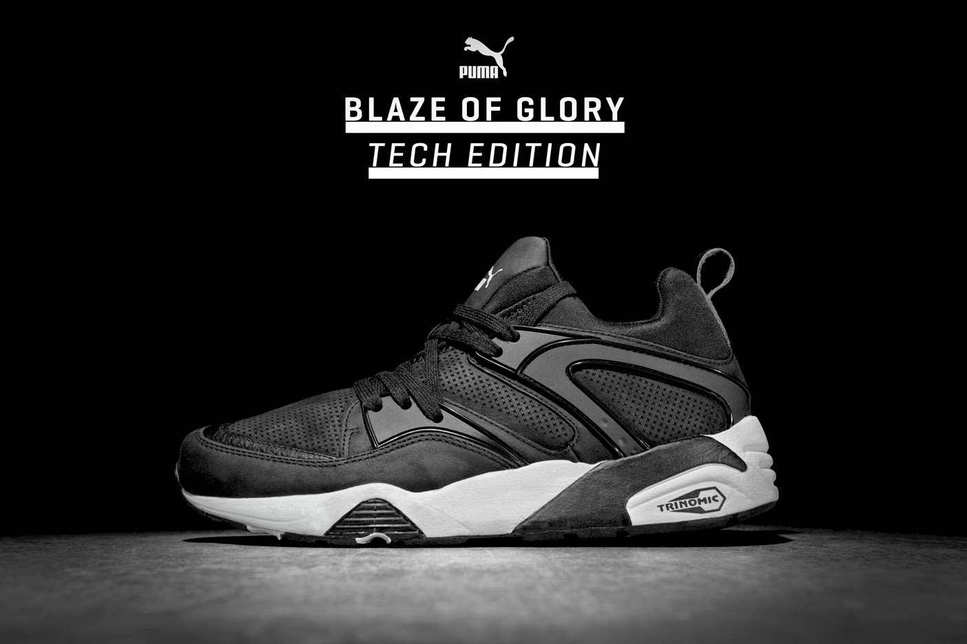 bcf2c458a15a PUMA - TRINOMIC BLAZE OF GLORY  TECH EDITION