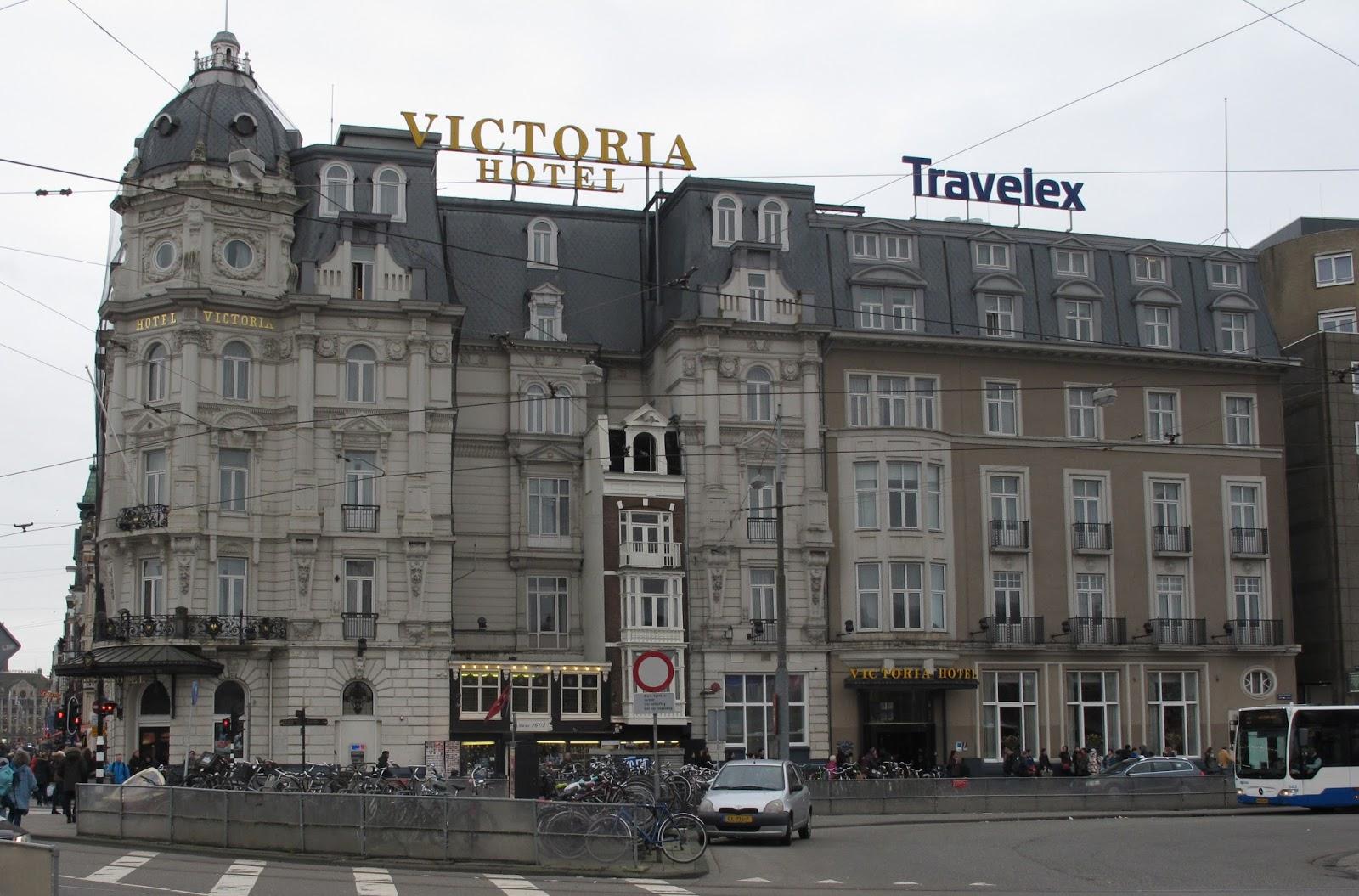 Park Hotel Amsterdam Location