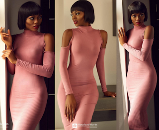 , International Top model Tarmar Awobotu shares HOT and sexy new photos as she turns 31 (Photos), Latest Nigeria News, Daily Devotionals & Celebrity Gossips - Chidispalace