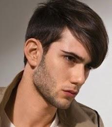 model potongan rambut pria undercut