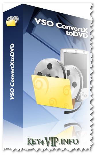 VSO ConvertXtoDVD 5.1.0.2 Final Full,Ghi mọi dịnh dạng Video và Audio vào đĩa