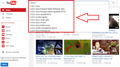 Cara Menentukan Keyword dan Memberi Tag pada Video Youtube