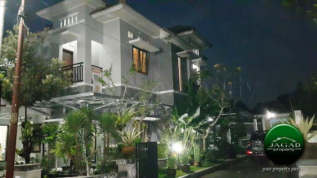 Rumah dalam Perumahan jalan Palagan Km 8