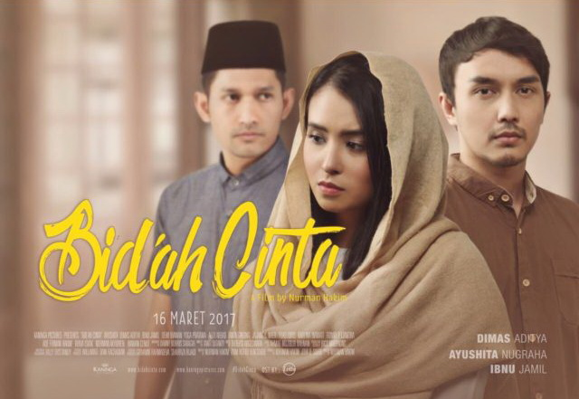 Screen Shot Film Bid'ah Cinta Full Movie 2017