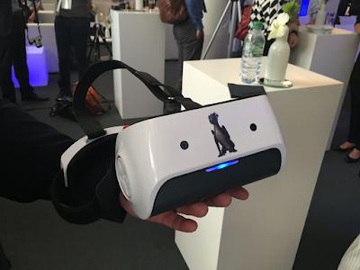 كوالكوم تعمل على تطوير جهاز يعمل بـ تقنية الواقع الافتراضى بدون حاسوب