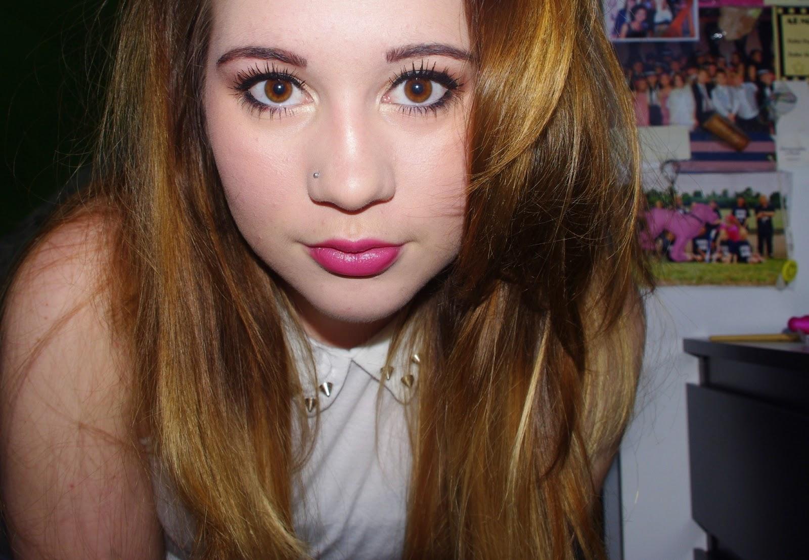 HOLLISA: MAC Hot Gossip Lipstick