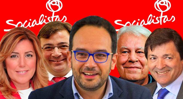 """Hernando justifica que el PSOE haga presidente a Rajoy: """"España nos necesita"""""""