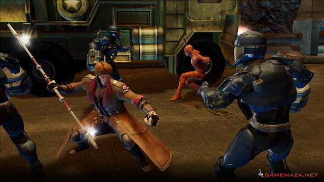 Marvel Ultimate Aliance 2 Gameplay Screenshot 6