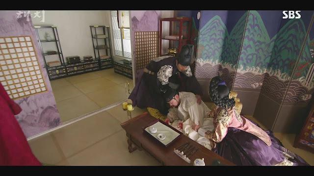 Sinopsis Haechi Episode 33 - 34