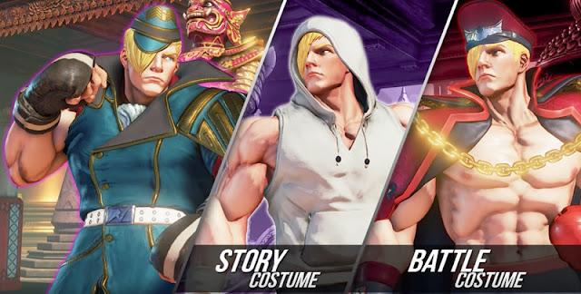 Se presenta ED, el nuevo personaje de Street Fighter V