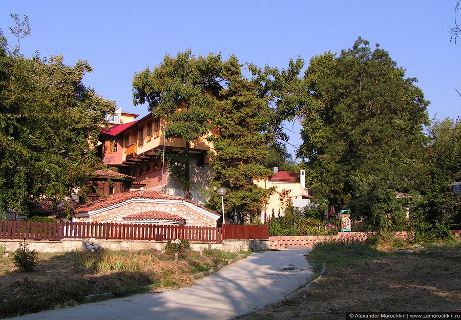Часовня монастыря и отельный комплекс Эстрея, Св. св. Константин и Елена, Болгария