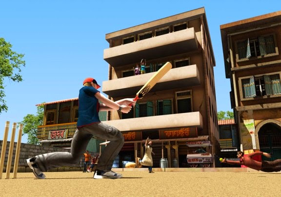 Street Cricket Champs 2010 PC Games Gameplay
