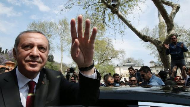 Η Τουρκία βρίσκεται σε μια ιστορική αναβίωση ενός σαρκοβόρου εθνικού διχασμού