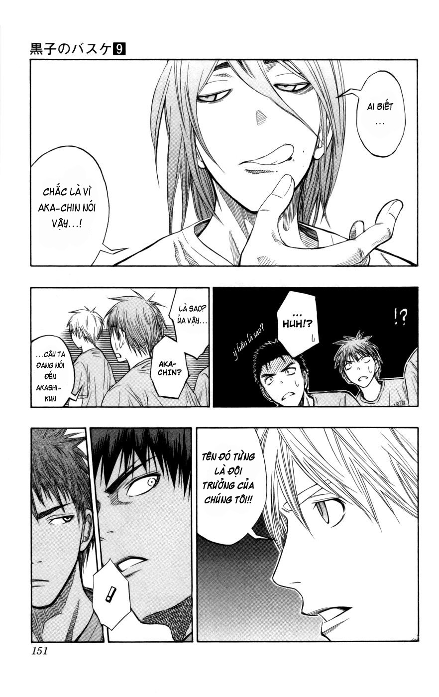 Kuroko No Basket chap 078 trang 5