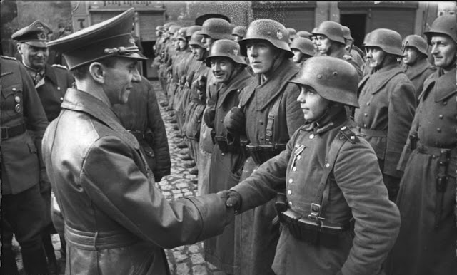 Last image Goebbels March 9, 1945