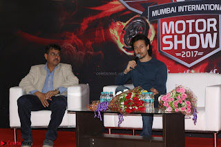 Tiger Shroff Launches Mumbai International Motor Show 2017 024.JPG