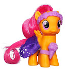 MLP Wedding Flower Fillies Scootaloo Brushable Pony