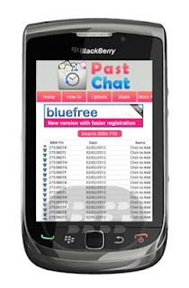 Past Chat Free: con esta aplicación usted puede enviar su historial de chat de BlackBerry Messenger para dirección de correo electrónico en un formato fácil de leer archivo de Excel. – Ver todos ustedes Contactos listados por número PIN, Fácil de añadir los nombres de BBM-Pins Buscar – Incluso la historia eliminado contactos pueden ser recuperados y enviados al correo electrónico Importante: BBM es una aplicación muy seguro por lo que no puede extraer los nombres para mostrar de tus contactos, podemos sin embargo extraer sus números de PIN BBM. Sneek Peek le permite asignar un nombre de contacto a