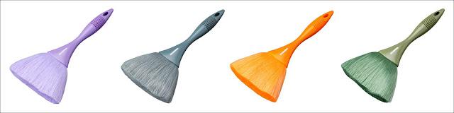 ハクバ DSLRボディブラシ MサイズKMC-50-OV,KMC-50-OR,KMC-50-GP,KMC-50-PU,KMC-50-BK