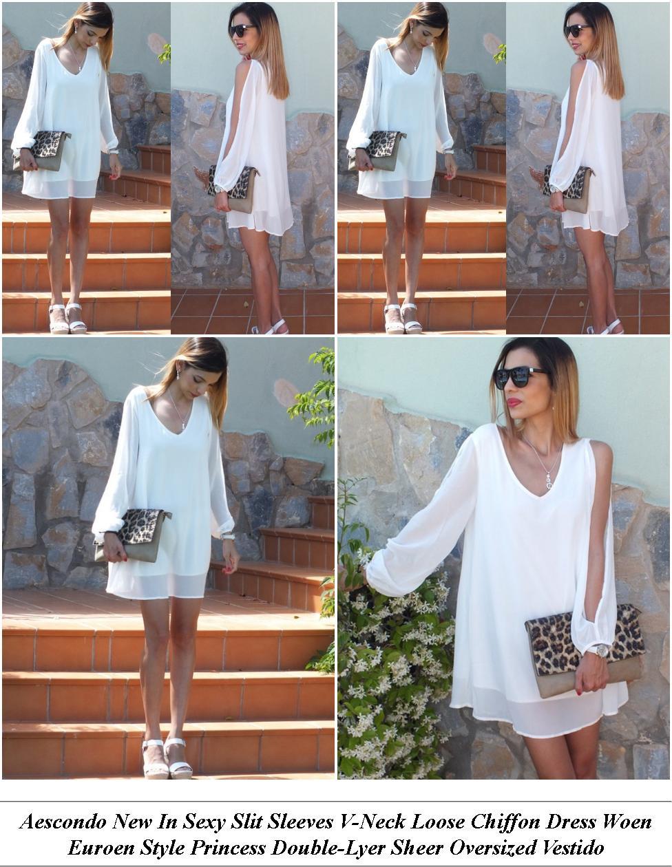 Plus Size Semi Formal Dresses - Baby Sale Uk - White Dress - Cheap Clothes Uk