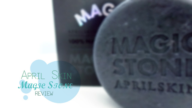 April Skin Magic Stone korean beauty product haul seoul