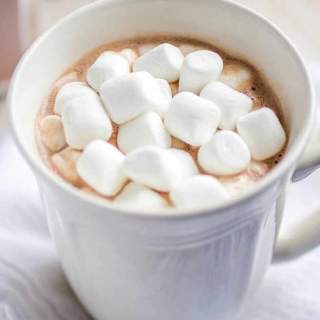 Homemade Hot Cocoa Mix #easyrecipe #warmdrink