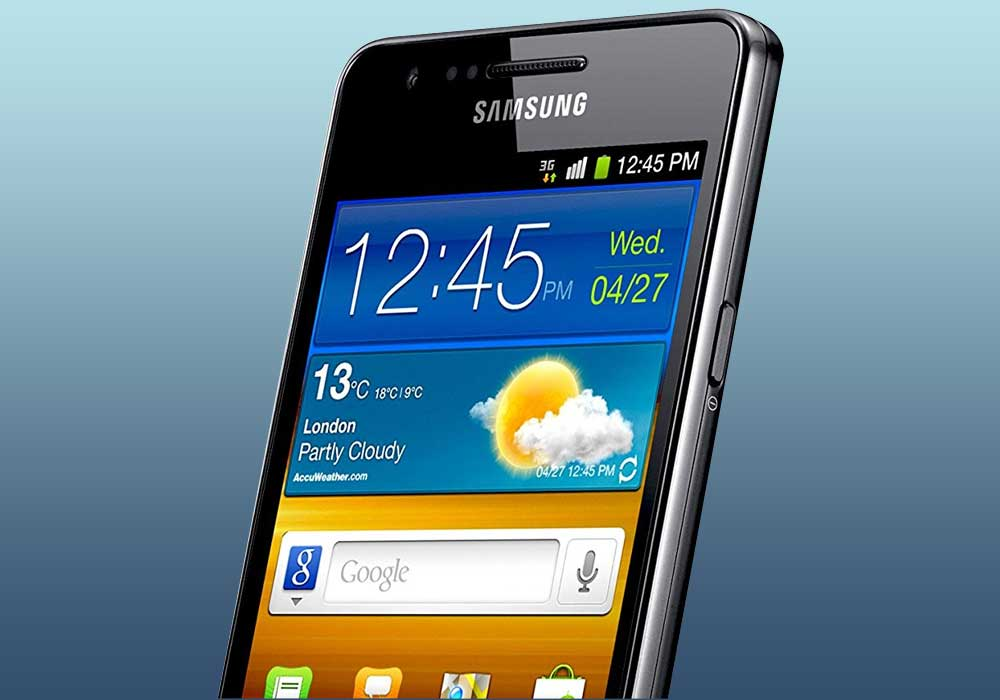 Spesifikasi dan Harga dari Samsung Galaxy S2 GT-I9100 Terbaru