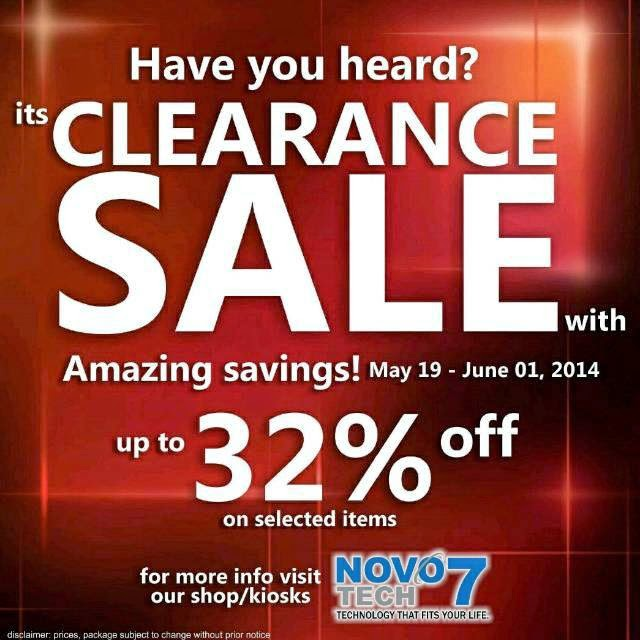 Novo7 Tech Clearance Sale, Get Discounts on THL Smartphones from May 19 to June 1
